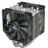 Scythe Mugen 5 PCGH Edition Processore Refrigeratore 12 cm Nero, Argento