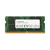 V7 8GB DDR4 PC4 19200 2400MHz SO DIMM Modulo di memoria V7192008GBS