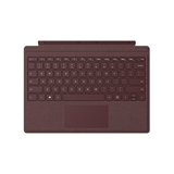 Microsoft Surface Pro Signature Type Cover tastiera per dispositivo mobile Borgogna Microsoft Cover port