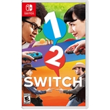 Nintendo 1 2 Switch, Switch videogioco Nintendo Switch Basic Inglese, ITA