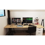 i tec CADUAL4KDOCK replicatore di porte e docking station per notebook Cablato USB 3.0 (3.1 Gen 1) Type C
