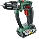 Bosch PSR 18 LI 2 Ergonomic Senza chiave 1400 Giri/min Nero, Verde 1,3 kg