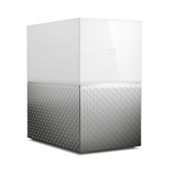 Western Digital My Cloud Home Duo dispositivo di archiviazione cloud personale 8 TB Collegamento ethernet