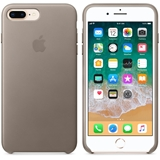 Apple MQHJ2ZM/A custodia per cellulare 14 cm (5.5) Custodia sottile Grigio talpa