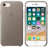 Apple MQH62ZM/A custodia per cellulare 11,9 cm (4.7) Custodia sottile Grigio talpa