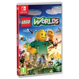 Warner Bros LEGO Worlds, Nintendo Switch videogioco Basic Inglese, ITA