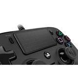 NACON PS4OFCPADBLACK periferica di gioco Gamepad PlayStation 4 Analogico/Digitale Nero