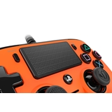 NACON PS4OFCPADORANGE periferica di gioco Gamepad PlayStation 4 Analogico/Digitale Arancione