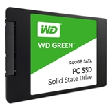 WD Green SSD 240GB SATA III 6Gb/s 2.5Inch 7mm internal single-packed