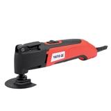 Yato YT 82220 multi strumento oscillante Nero, Rosso 300 W 22000 OPM