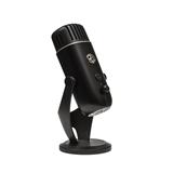 Arozzi Colonna Microfono da tavolo Nero