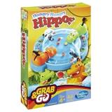 Hasbro Hungry Hungry Hippos Grab and Go