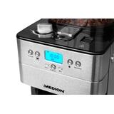 MEDION MD 16893 Piano di lavoro Macchina da caffè con filtro 1,25 L Automatica
