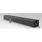 Empire PS-SBR100DRB altoparlante soundbar 100 W Nero