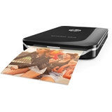 HP SPROCKET PLUS BLACK PHOTO PRINTER 2.3X3.4IN IN