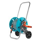 Gardena AquaRoll S Carrello avvolgitubo Manuale Blu, Grigio, Arancione