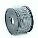Gembird 3DP-PLA1.75-01-GR materiale di stampa 3D Acido polilattico (PLA) Grigio 1 kg