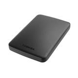 """HARD DISK HD ESTERNO AUTOALIMENTATO 2,5"""" TOSHIBA CANVIO BASICS 1TB 1000GB USB 3.0 E 2.0 HDTB310EK3AA NERO"""