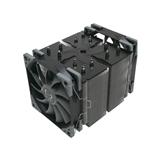 Scythe Ninja 5 Processore Refrigeratore 12 cm Nero, Grigio