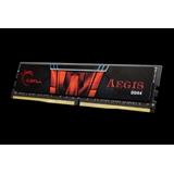 G.Skill Aegis DDR4 memoria 32 GB 3000 MHz