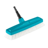 Gardena 3639 20 spazzola per la pulizia Blu, Bianco