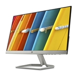 "HP 22f monitor piatto per PC 54,6 cm (21.5"") Full HD LED Nero, Argento"