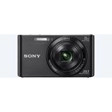 Sony DSC W830 Fotocamera compatta 20,1 MP CCD 5152 x 3864 Pixel Nero