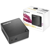 Gigabyte GB BLPD 5005 barebone per PC/stazione di lavoro J5005 1,50 GHz Nero BGA 1090