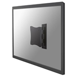 """Newstar FPMA-W810BLACK 27"""" Nero supporto da parete per tv a schermo piatto"""