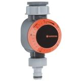 Gardena 1169 20 raccordo e adattatore per tubo Connettore per rubinetto Plastica Grigio, Arancione 1 pezz