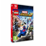 Warner Bros Lego Marvel Super Heroes 2, Nintendo Switch videogioco Basic ITA