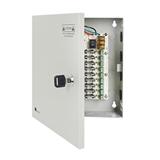 Box Alimentatore Stabilizzato Centralizzato Vultech CM-20A-18CH 12V 20A 18 Canali