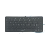 Tecno TC 808 tastiera USB QWERTY Italiano Nero