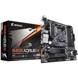 Gigabyte B450 AORUS M (rev. 1.0) scheda madre Presa AM4 Micro ATX AMD B450