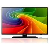 MASTER TV LED 24' Full HD Digitale terrestre DVB-T Funzione Hotel USB HDMI VGA TL243