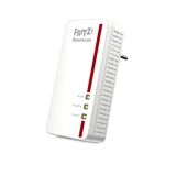 AVM FRITZ!Powerline 1260E International 1200 Mbit/s Collegamento ethernet LAN Wi-Fi 1 pezzo(i)
