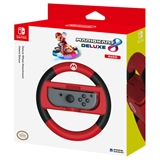Hori Mario Kart 8 Deluxe Racing Wheel (Mario) Impugnatura di azione