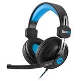 Sharkoon RUSH ER2 Stereofonico Padiglione auricolare Nero, Blu