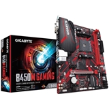 Gigabyte B450M GAMING scheda madre Presa AM4 Micro ATX AMD B450