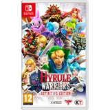 Nintendo Hyrule Warriors: Definitive Edition videogioco Nintendo Switch Tedesca, Inglese, ESP, Francese,