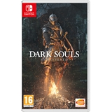Nintendo Dark Souls: Remastered videogioco Nintendo Switch Cinese tradizionale, Tedesca, Inglese, ESP, Fr