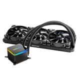 Enermax LIQTECH II 360 Processore Refrigeratore 12 cm Nero