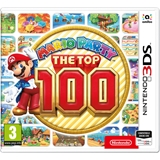 Nintendo Mario Party: The Top 100, 3DS videogioco Nintendo 3DS Basic Tedesca, DUT, Inglese, ESP, Francese