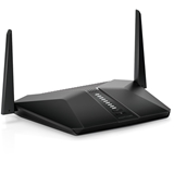 Netgear AX3000 Nighthawk AX4 router wireless Dual band (2.4 GHz/5 GHz) Gigabit Ethernet Nero