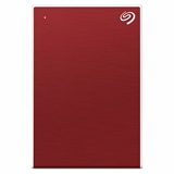 Seagate Backup Plus Slim disco rigido esterno 1000 GB Rosso