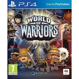 Sony World of Warriors, PS4 videogioco PlayStation 4 Basic Inglese
