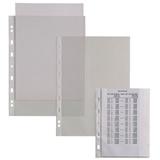 SEI Rota 662310 foglio di protezione 230 x 330 (foglio protocollo) Polipropilene (PP) 800 pezzo(i)