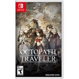 Nintendo Octopath Traveler, Switch videogioco Nintendo Switch Basic