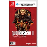 Nintendo Wolfenstein II: The New Colossus, Switch videogioco Nintendo Switch Basic