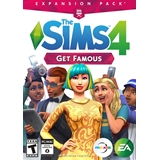 Electronic Arts The Sims 4 Get Famous Bundle, PC videogioco Base+DLC Inglese